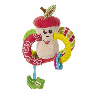 נשכן רעשן תפוח - Toys First Activity Apple