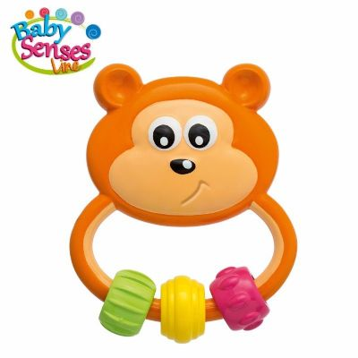 רעשן דוב Chicco Easy Grasp Bear