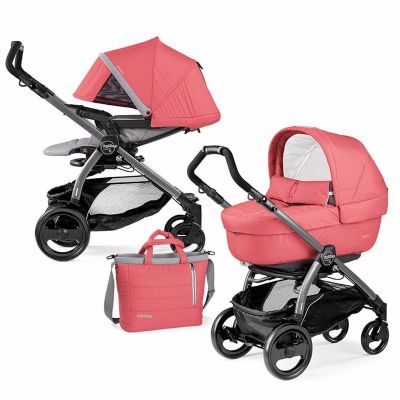 עגלה לתינוק Book 51 Elitte Breeze 2018 Peg perego