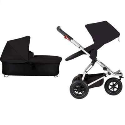 אמבטית דואט פלוס - Carrycot Duet Plus
